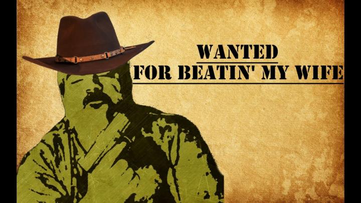 Wanted For Beatin My Wife By Brett Keane